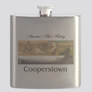 Cooperstown Americasbesthistory.com Flask