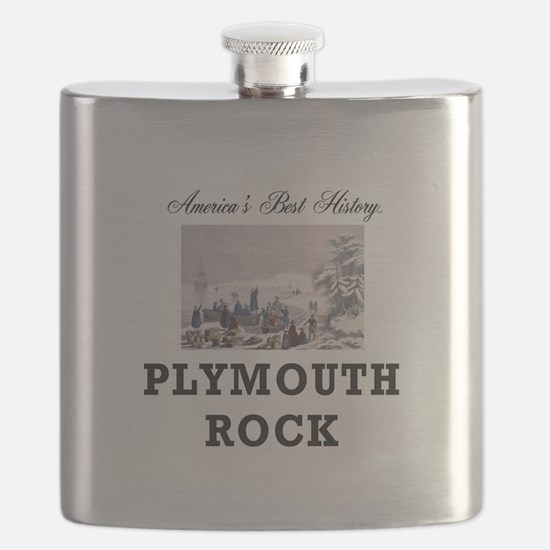ABH Plymouth Rock Flask