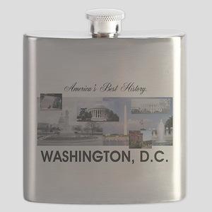 Washington Americasbesthistory.com Flask