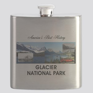 ABH Glacier National Park Flask