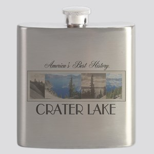Crater Lake Americasbesthistory.com Flask