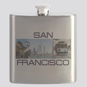 ABH San Francisco Flask
