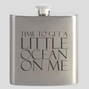 Ocean Time Flask