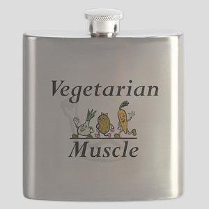 TOP Vegetarian Muscle Flask