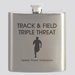 TOP Track and Field Flask