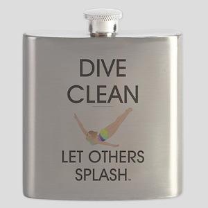 Dive Clean Flask