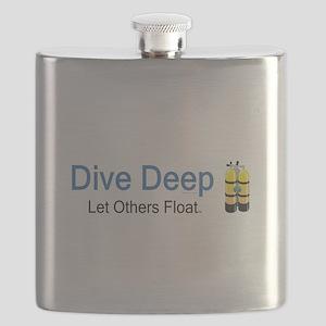 TOP Scuba Diving Flask