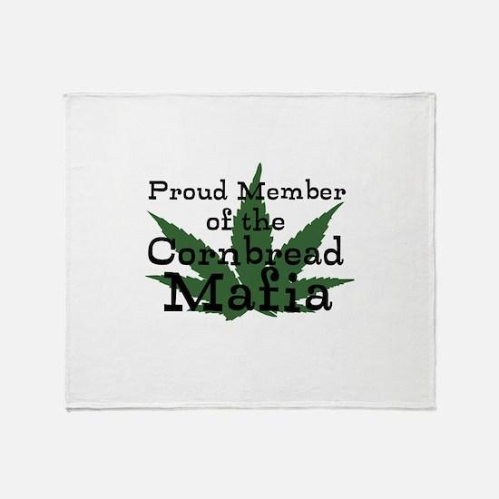 Cornbread Mafia Throw Blanket