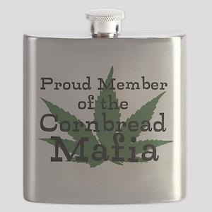 Cornbread Mafia Flask