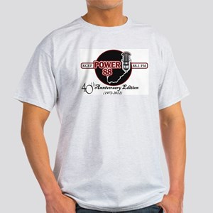 KCEP-FM 40th Anniversary Light T-Shirt