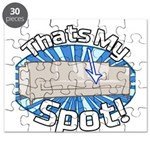 Thats My Spot Puzzle