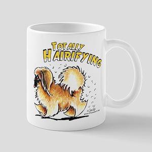 Pekingese Hairifying Mug