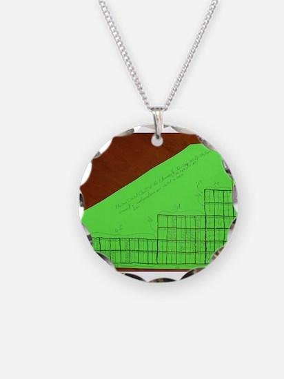 orbital chart Necklace
