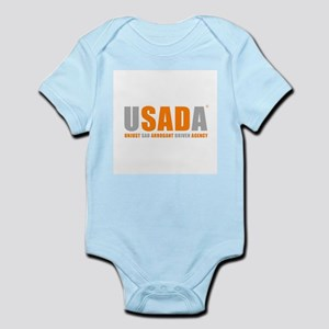 USADA Infant Bodysuit