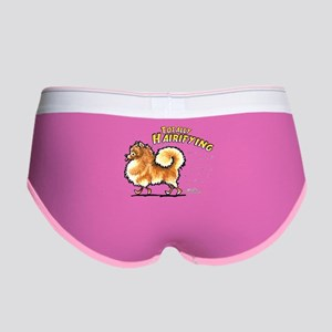 Pomeranian Hairifying Women's Boy Brief