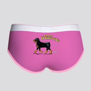 Rottweiler Hairifying Women's Boy Brief