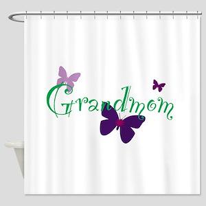Grandmom Shower Curtain