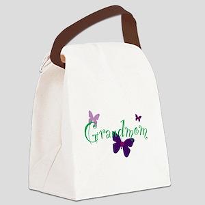 Grandmom Canvas Lunch Bag
