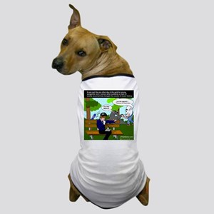 John Lennon Gets Inspired Dog T-Shirt