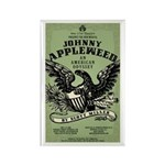 Johnny Appleweed Rectangle Magnet