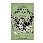 Johnny Appleweed Postcards (Package of 8)