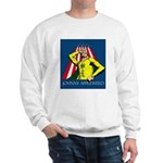 Appleweed Sweatshirt - Artwork by Aaron Allen