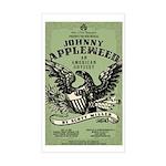 Johnny Appleweed Rectangle Sticker
