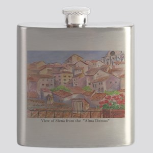 Remember Italy Flask