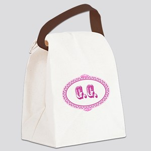 G.G. Canvas Lunch Bag