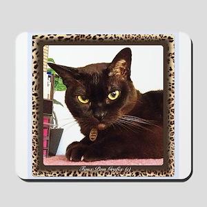 Cattitude Mousepad