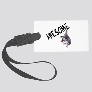 possum32b Large Luggage Tag