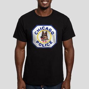 Chicago PD K9 Black T-Shirt T-Shirt