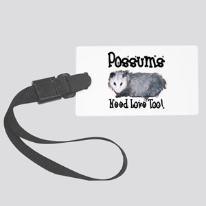 possum33 Large Luggage Tag