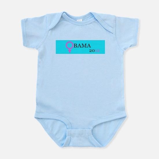 Women for Obama Infant Bodysuit