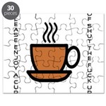Enjoy a Cup of... Puzzle