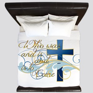 Who was and is and is to come King Duvet