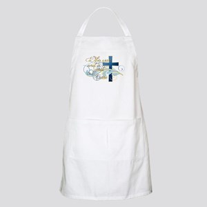 Who was and is and is to come Apron