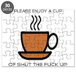 Enjoy a cup... Puzzle