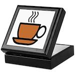 Enjoy a cup... Keepsake Box