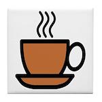 Enjoy a cup... Tile Coaster