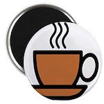 Enjoy a cup... Magnet