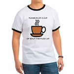 Enjoy a cup... Ringer T