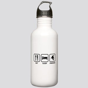 Eat Sleep Freerun Stainless Water Bottle 1.0L