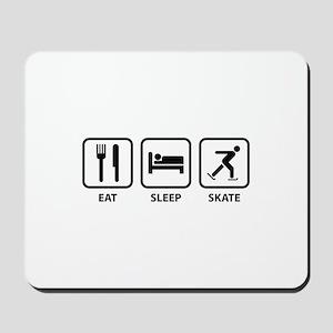 Eat Sleep Skate Mousepad