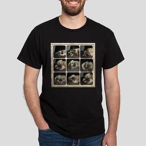 Tonkinese Self Petting Dark T-Shirt