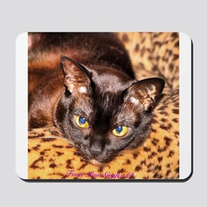 House Panther Mousepad