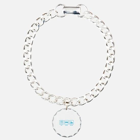 Eat Sleep Jetski Bracelet