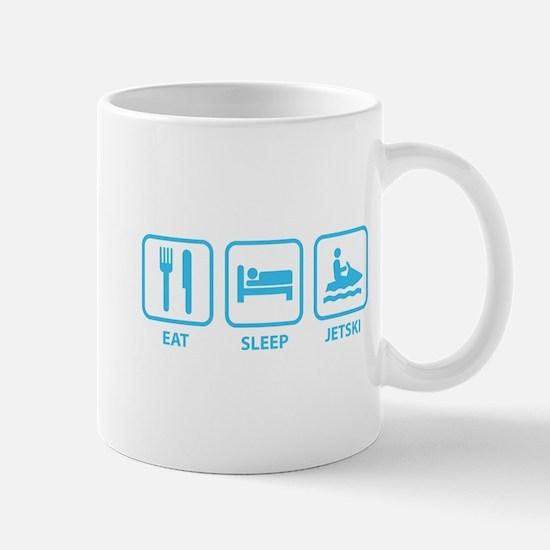 Eat Sleep Jetski Mug