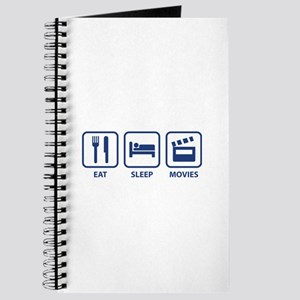 Eat Sleep Movies Journal