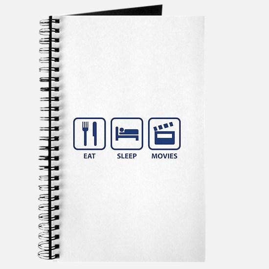 Eat Sleep Movies Journal